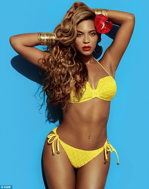 Beyonce in sexy new H&M campaign