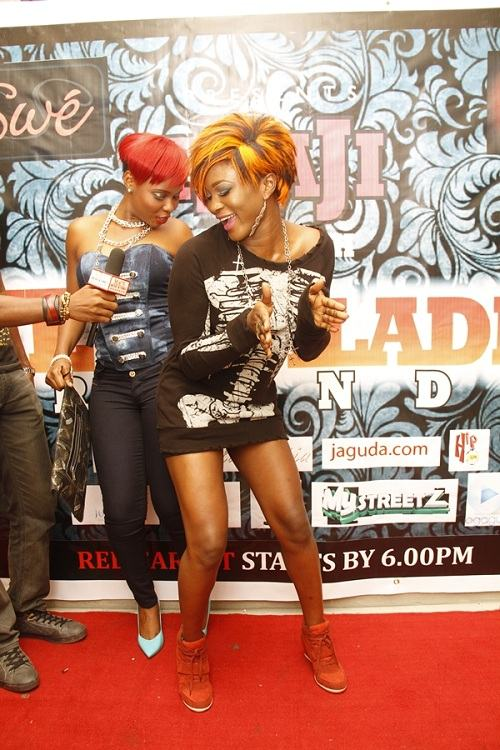 Faaji with Yemi Alade & Friendz in Concert