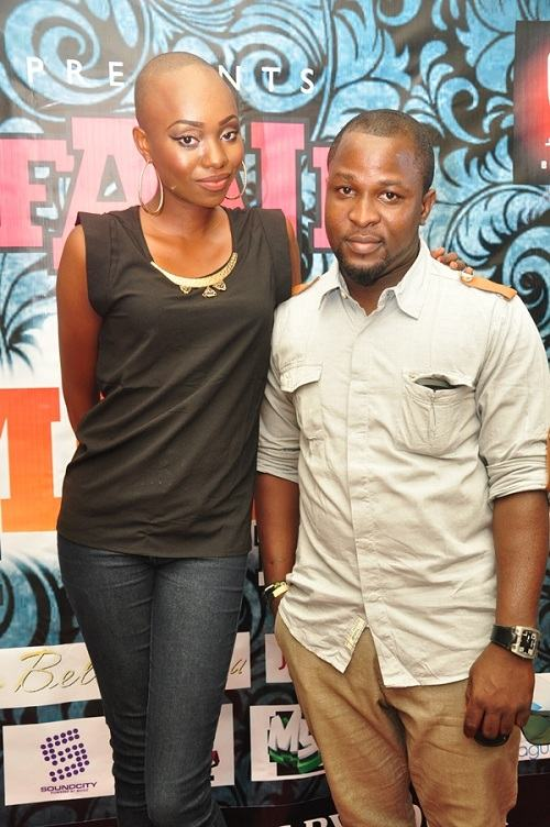 Faaji with Yemi Alade & Friendz in Concert [Picture]