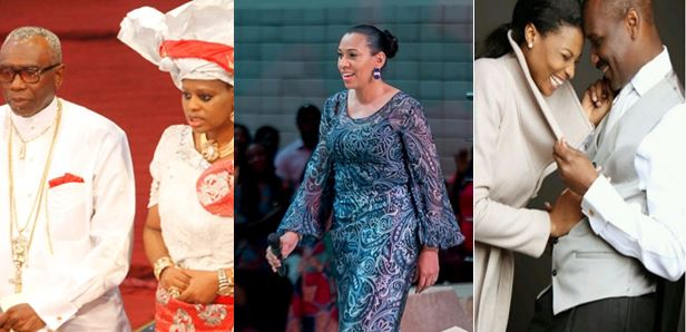 Flashy And Trendy Wives Of Nigerian Pastors