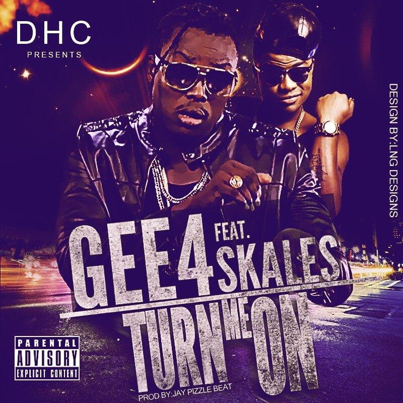 Gee4 - Turn Me On ft Skales