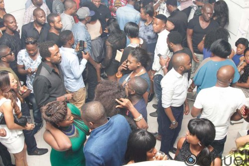 Guest - Banky W's Birthday Party