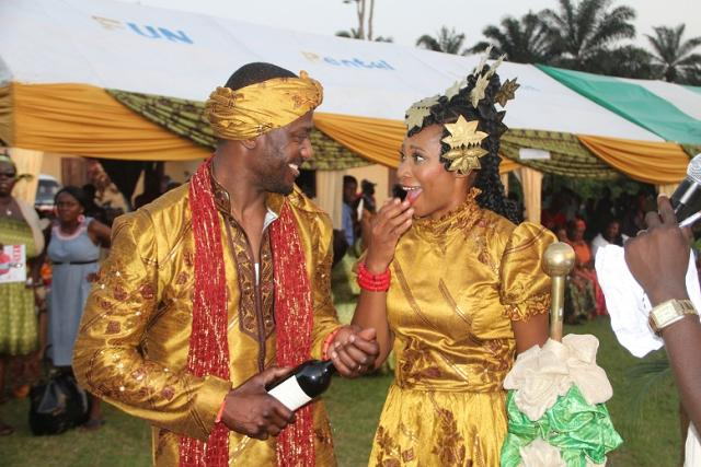 Nse Ikpe Etim & Clifford Sule Traditional Wedding 2013 Naija Vibe