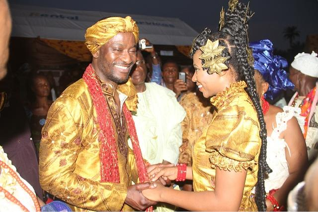 Nse Ikpe Etim & Clifford Sule Traditional Wedding NaijaVibe 2013