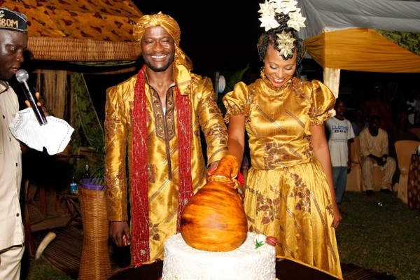 Nse Ikpe Etim & Clifford Sule Traditional Wedding
