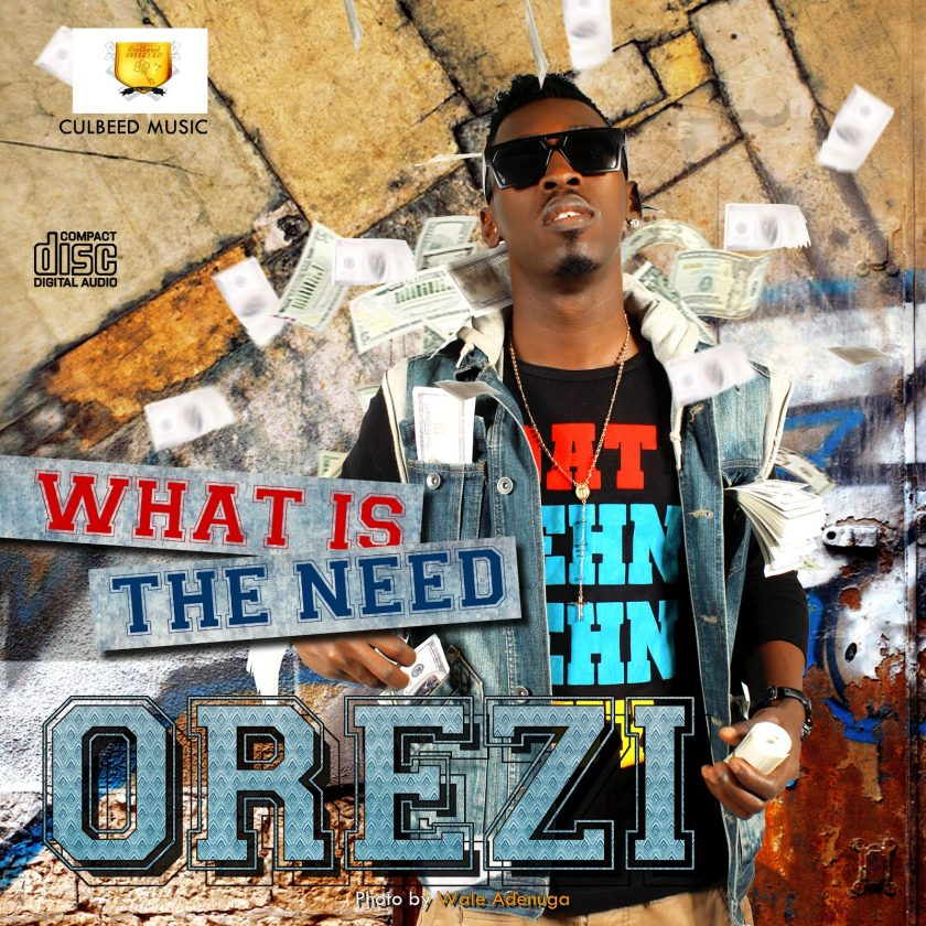 Orezi - What is the Need