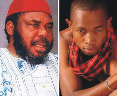 Pete Edochie alleged son Ephy Saint