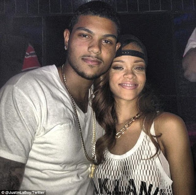 Rihanna and Justin LaBoy NaijaVibe