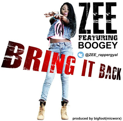 Zee ft Boogey - Bring it Back