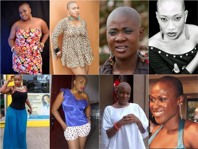 Actresses Lie About Being Paid Huge Sums For Shaving Hair - Charles Novia