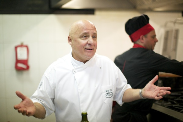 BUTTERSCOTCH EVENINGS - Aldo Zilli