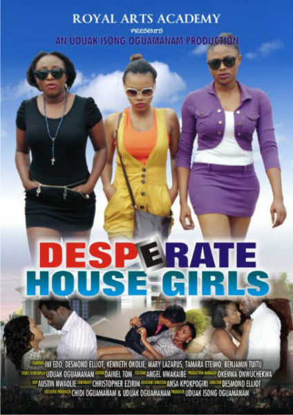 Desperate House Girls May 2013