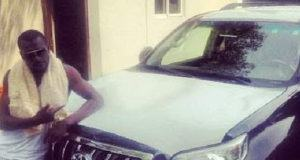 Durella Gets Brand New SUV Gift From Top Delta State Politician