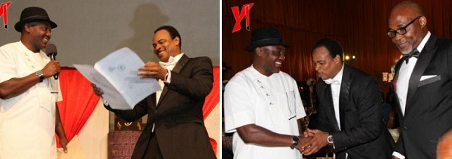 Fred Amata gets landed property as birthday gift from Delta Gov.