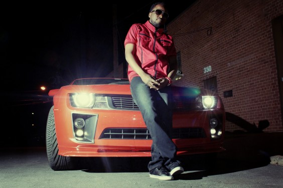 Jahbless Acquires Chevrolet Camaro ZL1