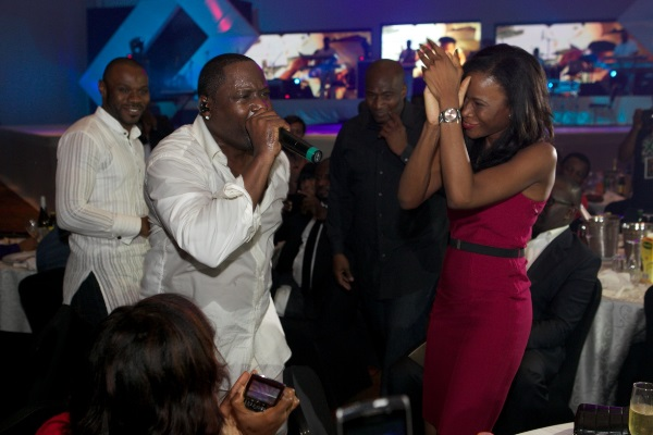 Johnny Gill thrill fans at BUTTERSCOTCH EVENINGS