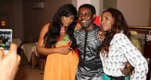 Omotola, AY and Genevieve