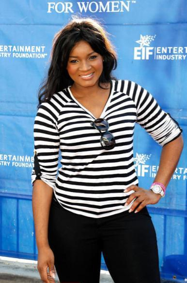 Omotola joins Halle Berry and others to support women with breast cancer