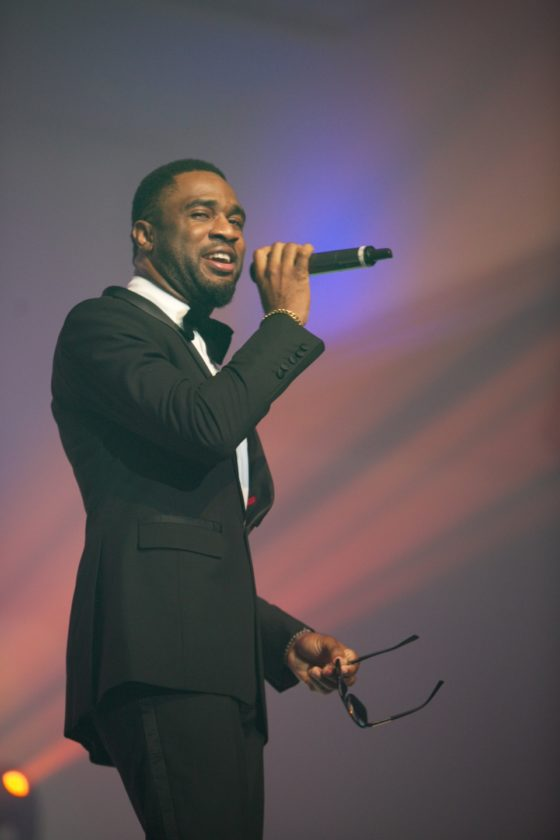 Praiz performing - BUTTERSCOTCH EVENINGS