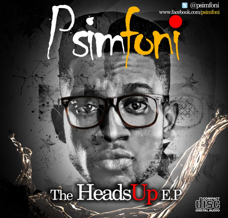 Psimfoni - THE HEADS UP EP