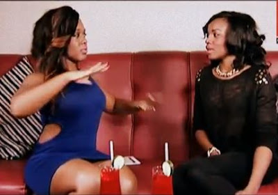 Seyi Shay with Moet Abebe