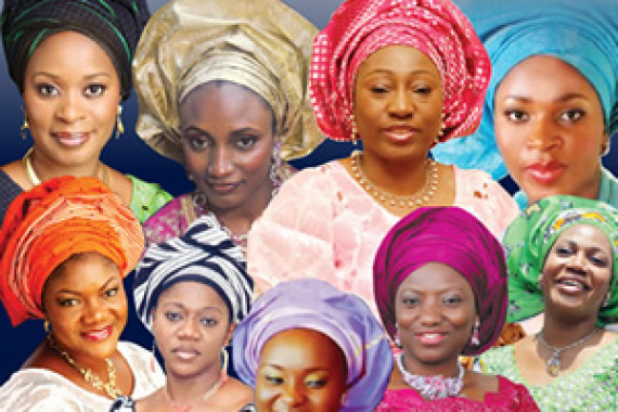 The Stylish First Ladies In Nigeria
