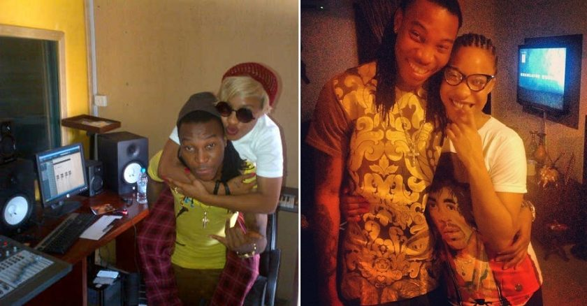 Tonto Dikeh and Solid Star in love
