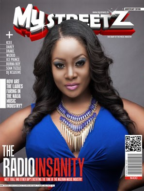 Toolz covers May issue of My Streetz Magazine