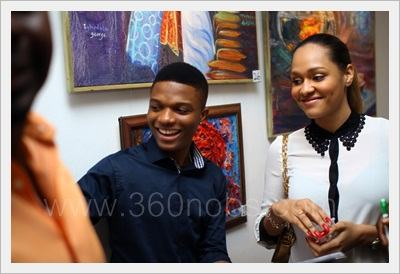 Wizkid And His Boo