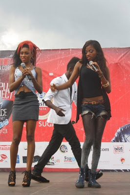 crystalss star quest winner perfoming