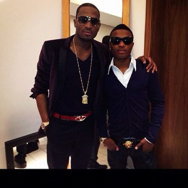 wizkid and dbanj