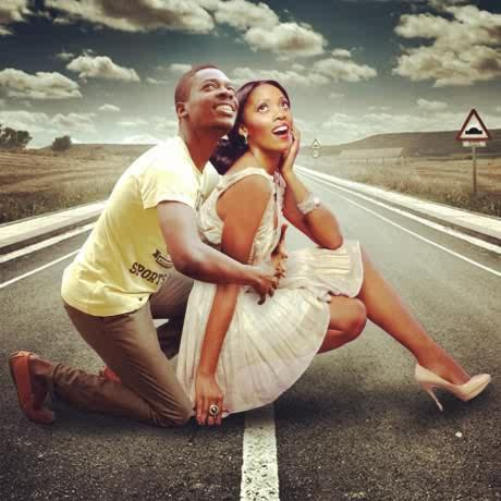 Naija boy photoshops himself into Tonto Dikeh, Tiwa Savage & Toolz pictures