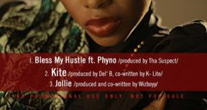 Chidinma - Kite + Jollie + Bless My Hustle ft Phyno [AuDio]