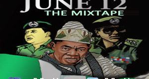 Dj StiphBami - June 12 [the MixTape]