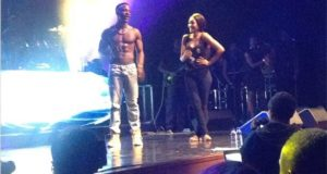 Iyanya London Kukere concert