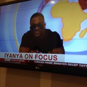 Iyanya featured on BBC'S focus Africa