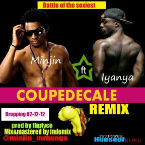 Minjin - Coupe Decale (Remix) ft Iyanya