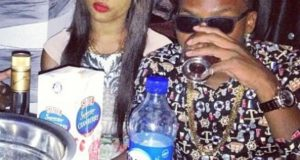 Olamide shares photo of his girlfriend