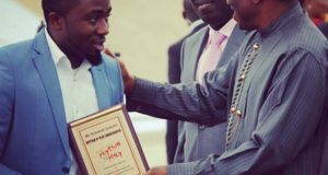 President Jonathan appoints Ice-Prince as 'Rhythm And Play' ambassador