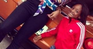 Annie and Isabella Idibia