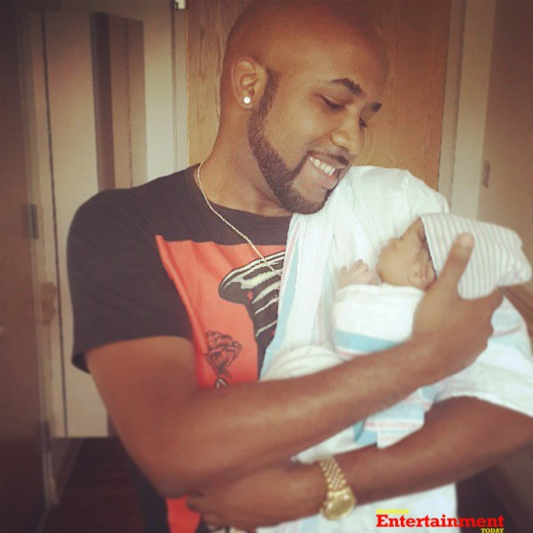 Banky W & baby