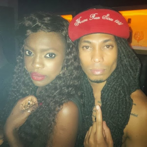 Beverly Osu and Angelo Collins