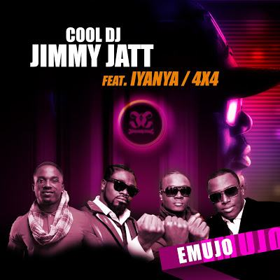 DJ Jimmy Jatt ft Iyanya & 4x4 - Emujo [AuDio]