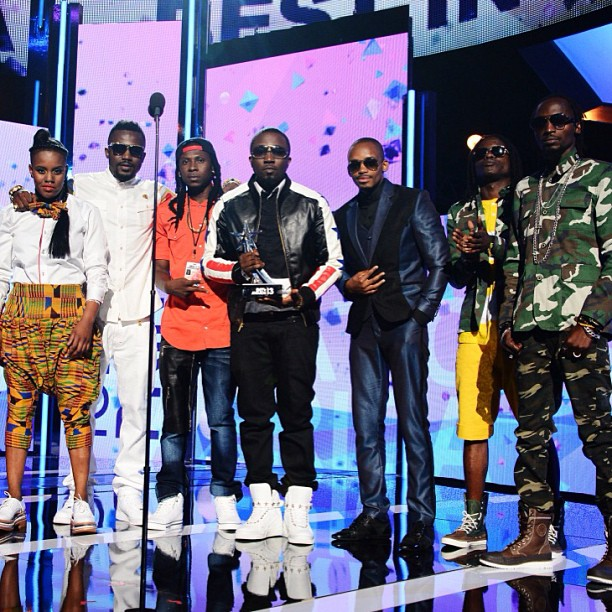 Ice Prince wins 'Best African Act' at 2013 BET Awards