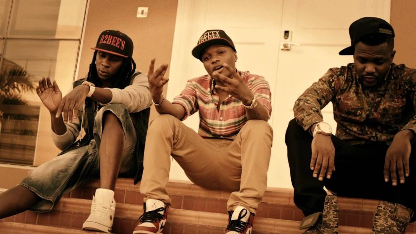 R2Bees ft Wizkid - Slow Down [ViDeo]