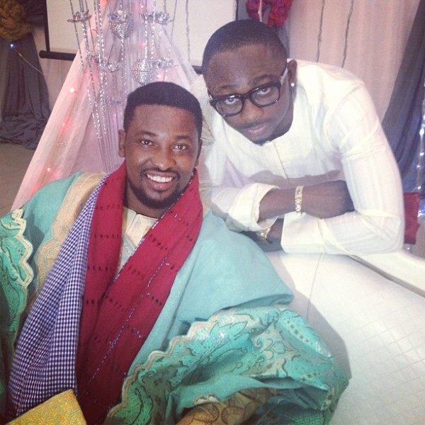 Sean Tizzle with Dotun coolfm