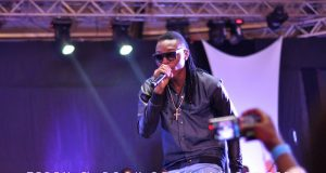 Solidstar - Terry G's Ginger Concert