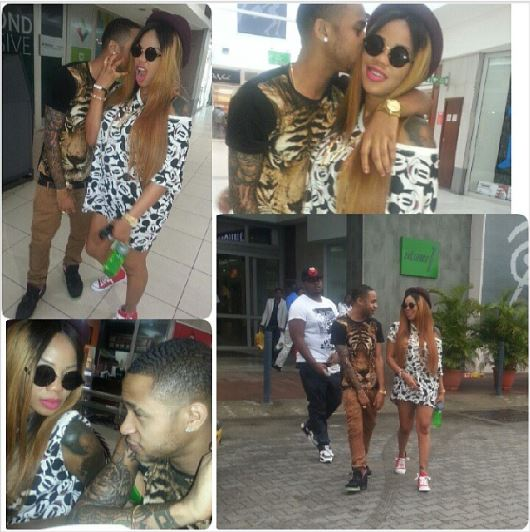 Toyin Lawani recently accepted Triggakess