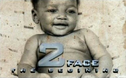 Tuface as a baby