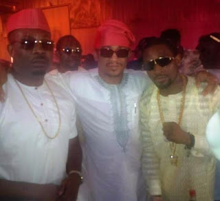 D'banj and Daddy Freeze